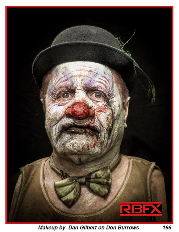 Dan Gilbert - Creepy Clown