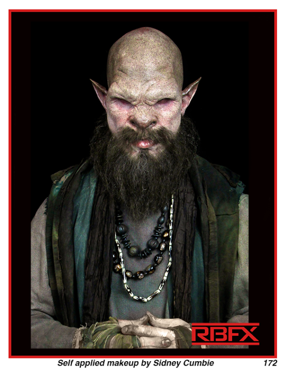 Sidney Cumbie - Alien Priest
