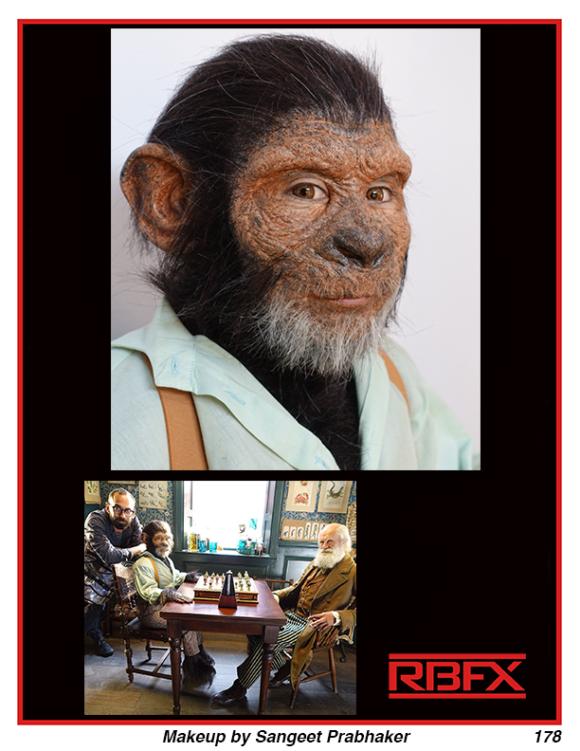 Sangeet Prabhaker - Chimp