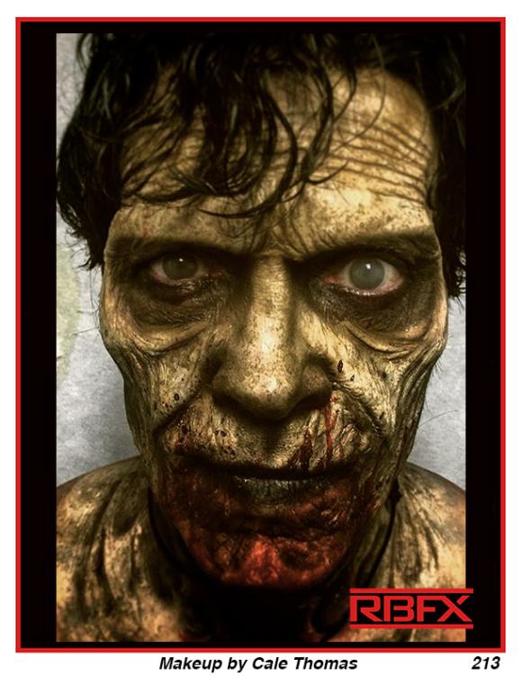 Cale Thomas - Zombie