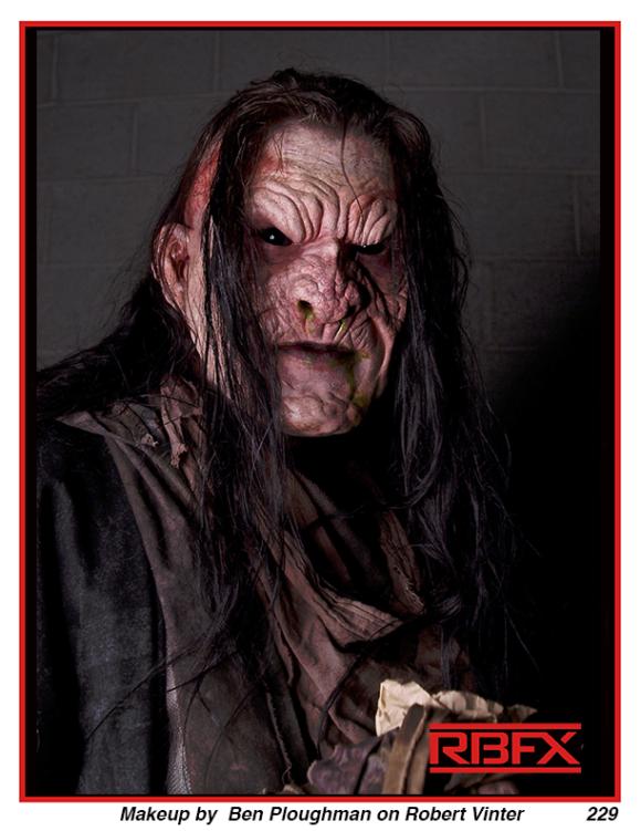 Ben Ploughman - Evil Orc