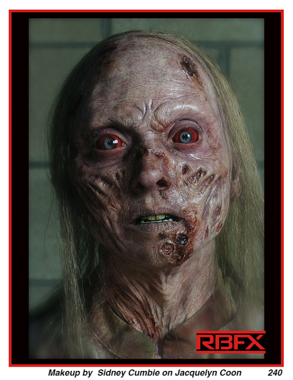 Sidney Cumbie - Demonic Zombie
