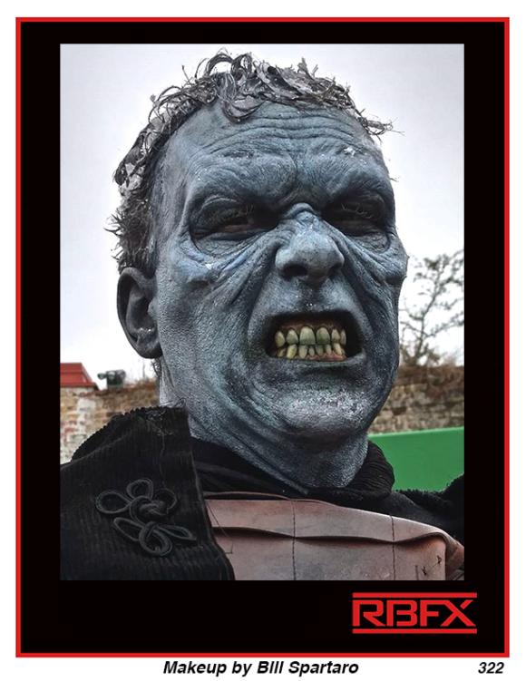 Bill Spataro - Frozen Zombie