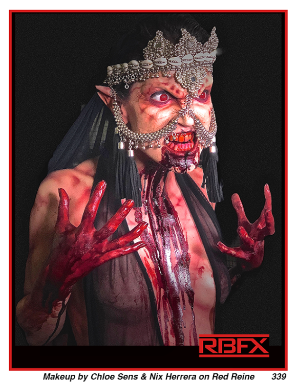 Sens & Herrera - Vampire Queen