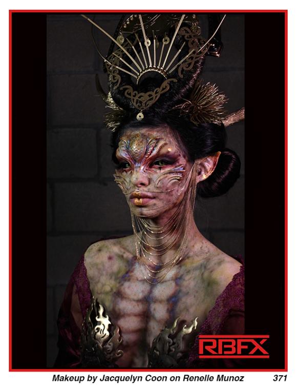 Jacquelyn Coon - Alien Exotica