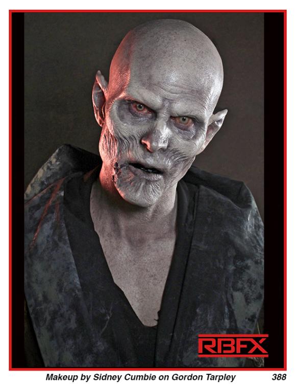 Sidney Cumbie - Vampire