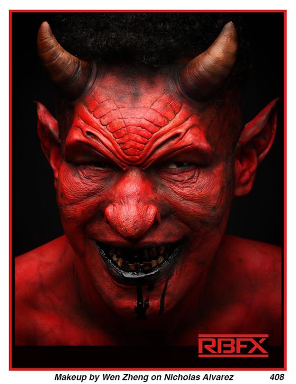 Wen Zheng - Devil