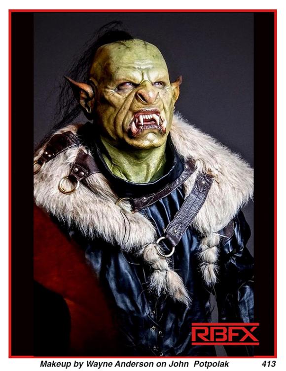 Wayne Anderson - Orc