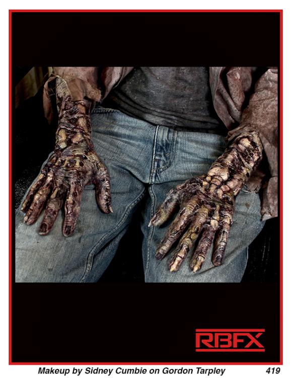 Sidney Cumbie - Corpse Hands