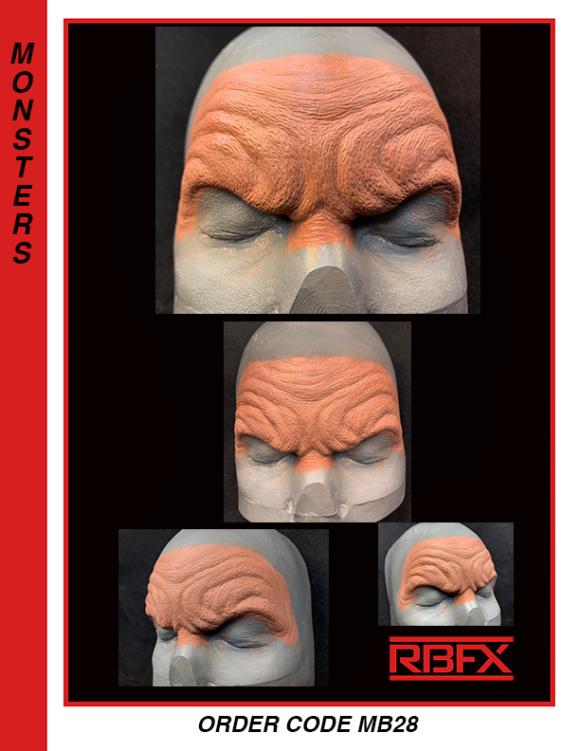 MB28 - monster/ alien brow