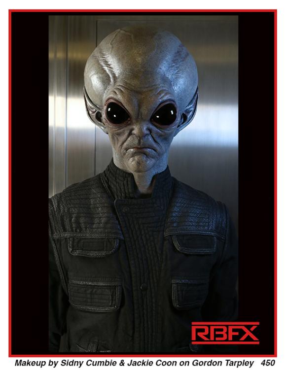 Cumbie & Coon - Alien