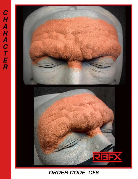 CF6 - monster/ caveman forehead
