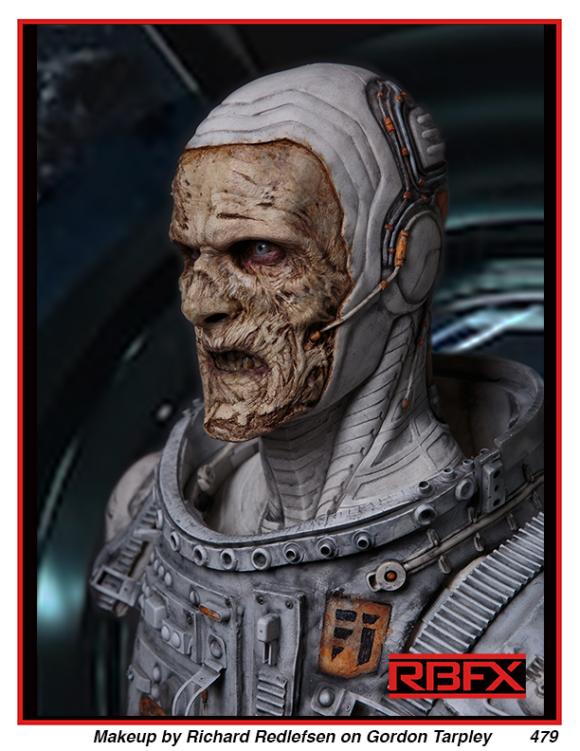 Zombienaut - Richard Redlefsen