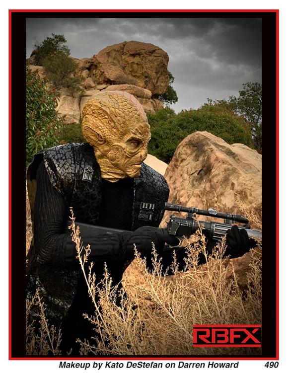 Kato DeStefan - Alien Patrol