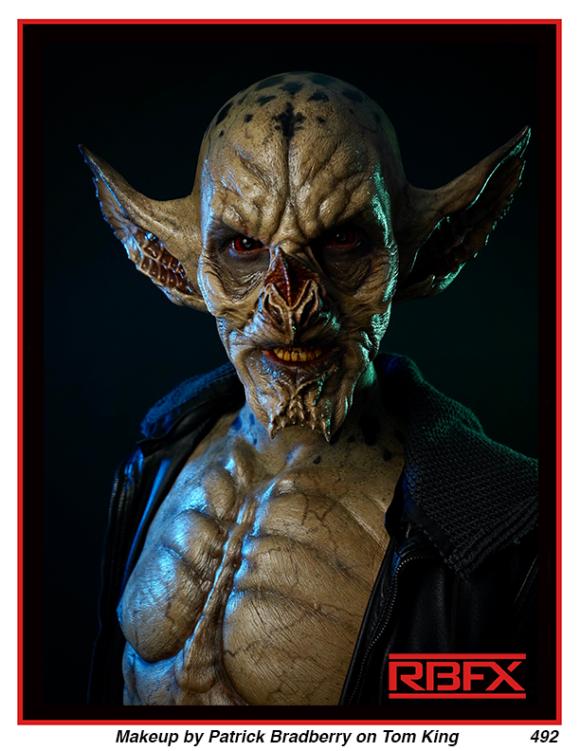 Patrick Bradberry - Vampire Incubus