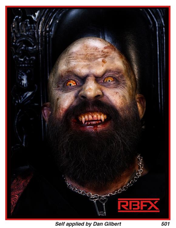 Dan Gilbert - Vampire King