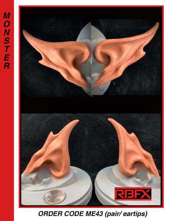 ME43 - fantasy ears
