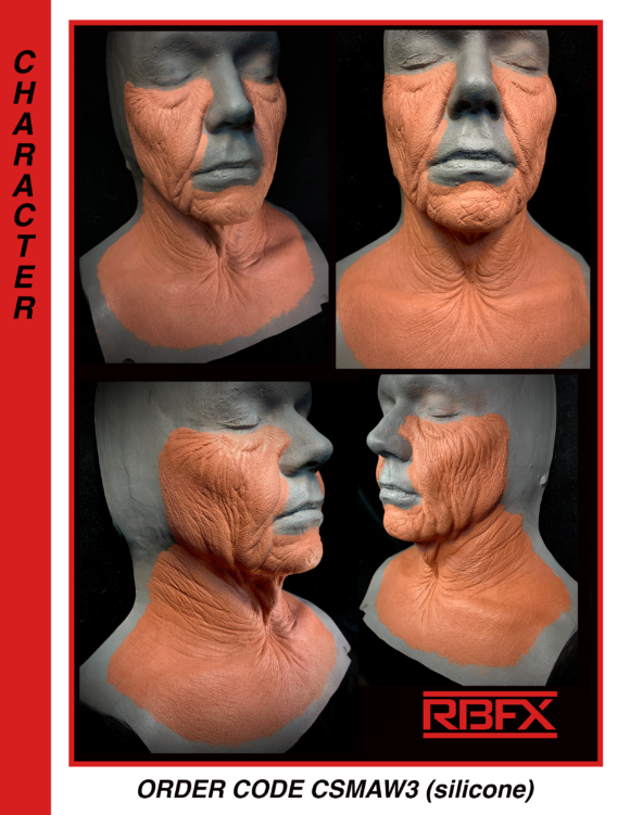 CSMAW3 - male old age check & neck wrap